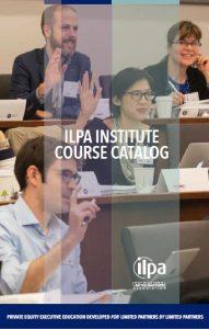 2020 ILPA Institute Catalog